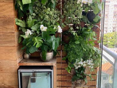 Jardins Residenciais - Jardim em Vaso