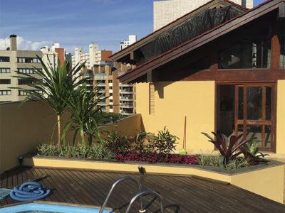 Jardins Residenciais - Jardim Tropical